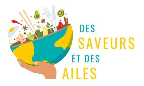 Logo Foodtruck Des Saveurs et des Ailes