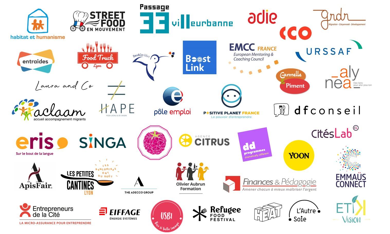 Logo partenaires tech 2021